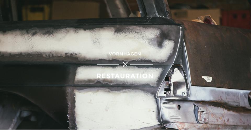 Mercedes Restauration